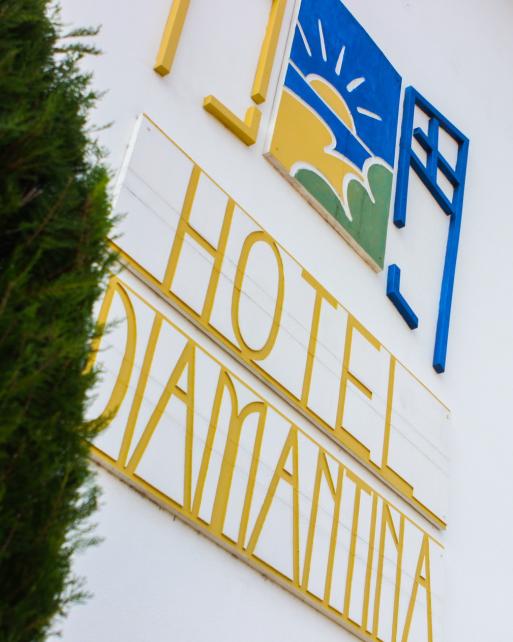 Hotel Diamantina Fachada